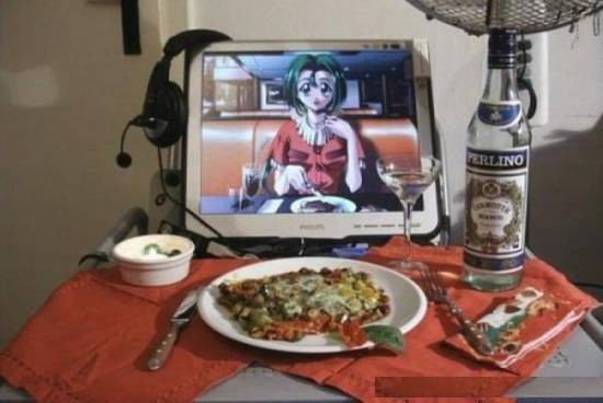 Facebook Funny Pictures Anime's party
