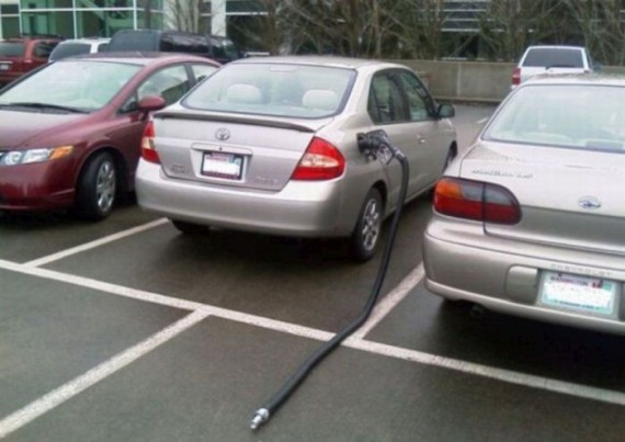 Car Funny Pictures Forget