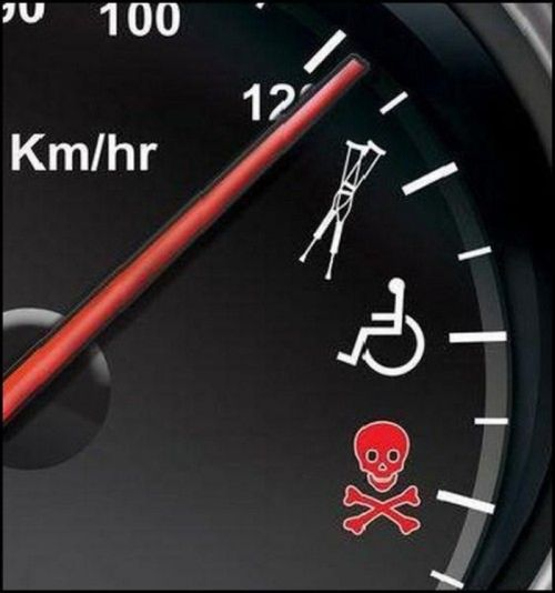 Car Funny Pictures Speedometer
