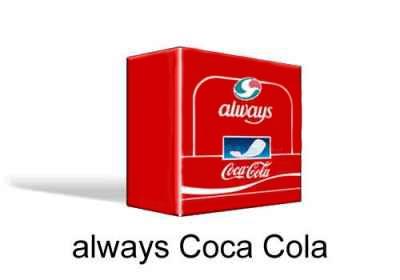 Blonde Funny Pictures Always Coca-Cola