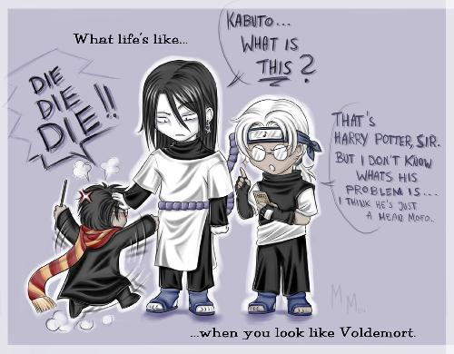 Cartoon Funny Pictures Kabuto what is this?