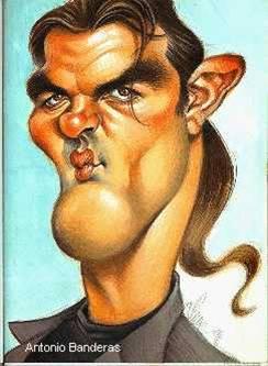 Celebrity Funny Pictures Antonio Banderas
