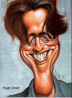 Celebrity Funny Pictures Hugh Grant