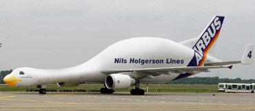 Clean Funny Pictures Nils Holderson Airline