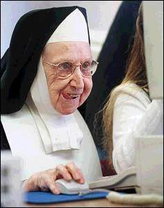 Clean Funny Pictures Funny nun