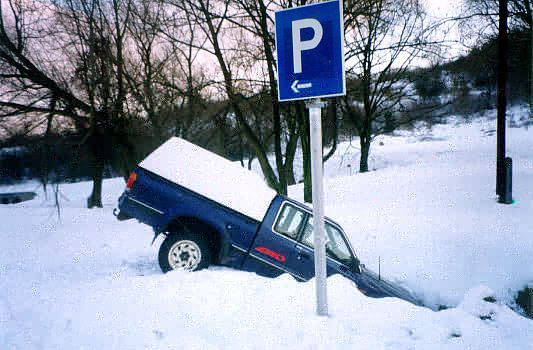Car Funny Pictures The Parking