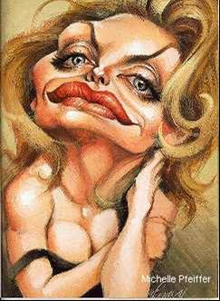 Celebrity Funny Pictures Michelle Pfeiffer