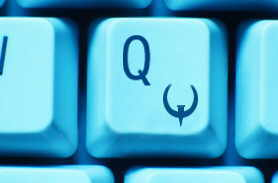 Computer Funny Pictures Quake hot key