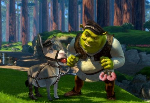 Cartoon Funny Pictures Shrek 2: Adult Release