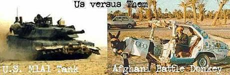 Political Funny Pictures Afgani Battle Donkey